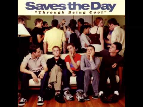 Saves the day  Through Being Cool 1999  Full Album