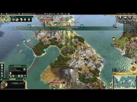 Civilizations V Aztec Montezuma Episode 09