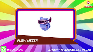 flow meter and accessories by vermont technologies pvt ltd pune