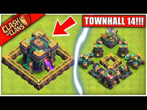 OMG... TH14 IS HERE! ▶️ Clash of Clans ◀️ THE NEW COC UPDATE WE'VE ALL BEEN WAITING FOR - Beaker's Lab