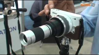 애니디카, 미러리스 카메라 전용 7배 줌 망원렌즈 선보…