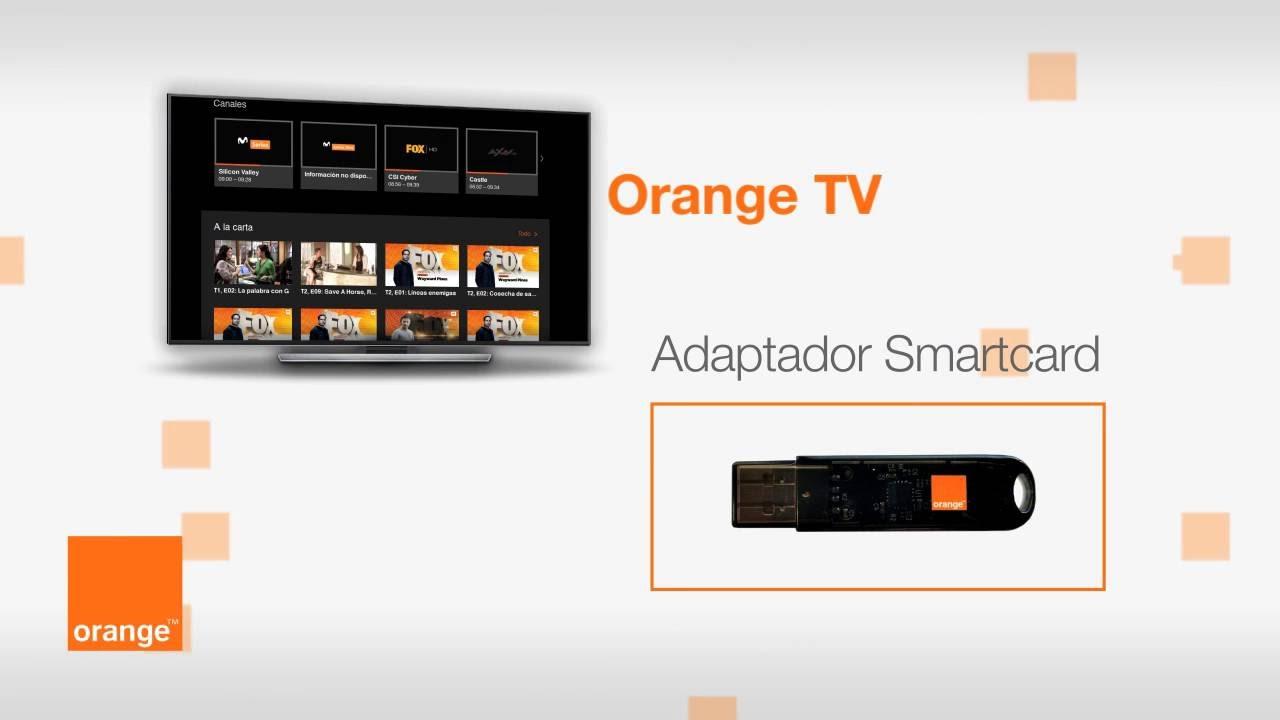 acabo de contratar el servicio orange tv c mo instalo mi adaptador smartcard youtube. Black Bedroom Furniture Sets. Home Design Ideas