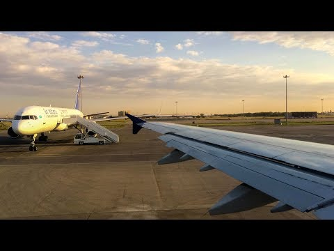 Air Astana flight powerful take off from Almaty to Delhi with amazing aerial view !!!