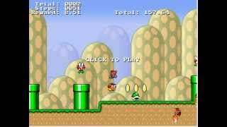 Super Mario AI from 2009 Reinforcement Learning Competition