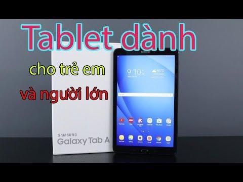 V Channel |  Samsung Galaxy Tab A 8.0 Chiếc Tablet Tầm Trung Của Samsung