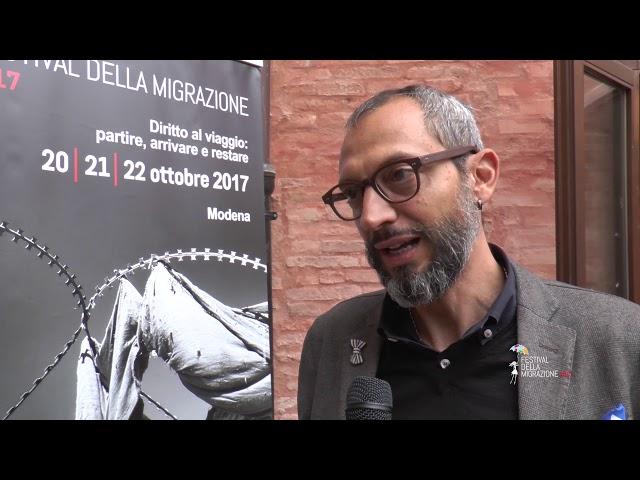 Festival della Migrazione 2017_INTERVISTA a Giampaolo Musumeci