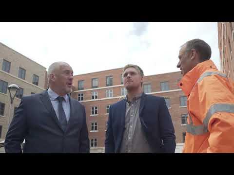 Ibstock Brick & Taylor Maxwell Video Case Study: Swansea University
