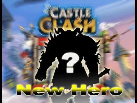 Castle Clash New Hero!