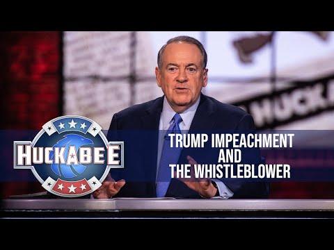 The Trump WHISTLEBLOWER Story Is A SHAM!   FOTM   ATS   Huckabee