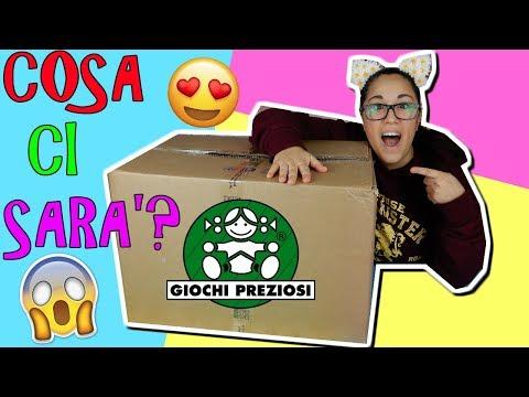 PACCO GIGANTE A SORPRESA DA GIOCHI PREZIOSI! COSA CI SARA'? Iolanda Sweets