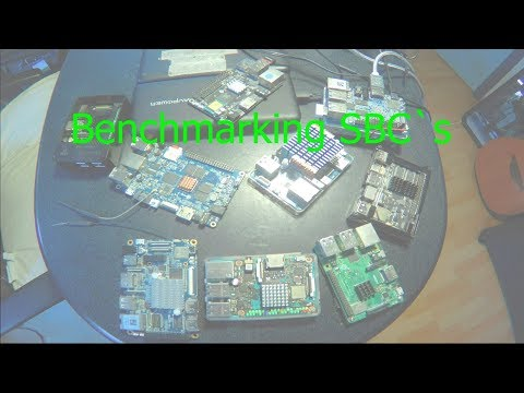 Video: Benchmarking SBC`s - Problems and Solutions - ODROID