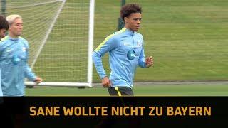 Sane wollte nicht zu Bayern    SPORT1