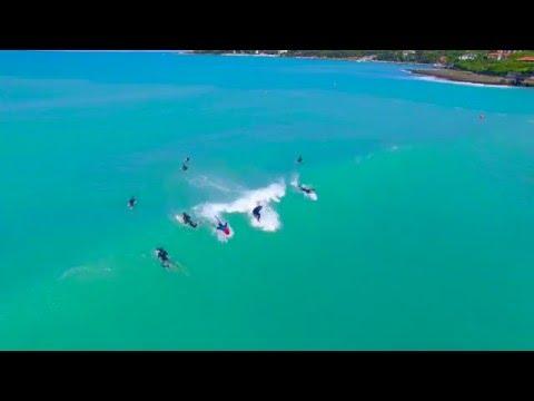 Surfing Garagolo
