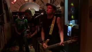 Angry Days @ Café Death Porc - 22 novembre 2013