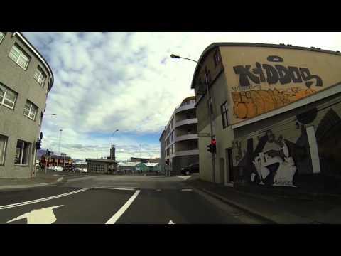 Video IS9 - Seltjarnarnes to Harpa Concert Hall