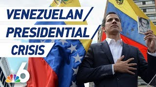 Venezuela's Juan Guaido Declares Himself President | NBC 6