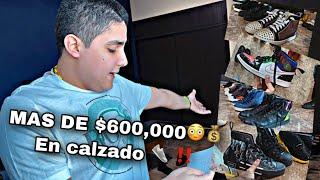 MI CALZADO Y SU COSTO | ¿MAS DE $600,000 MIL PESOS ? | Markitos TOYS