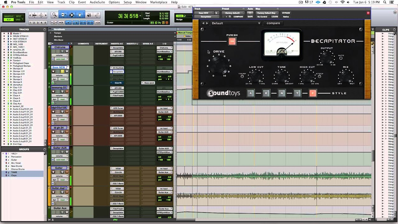 Recording and Mixing Vocal Stacks