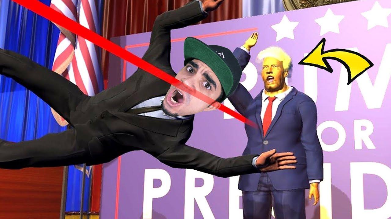 انقذ الرئيس المتخلف في Mr. President !! ✌?