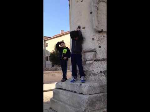 Shame Post, Zadar, Croatia