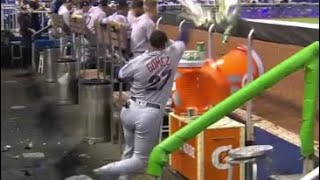 MLB Anger Issues