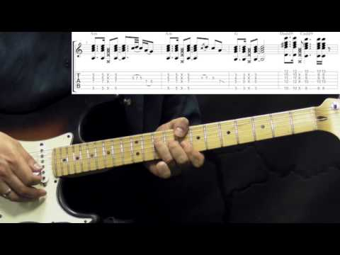 Mad Season - Wake Up - Alternative Rock Guitar Lesson (w/Solo&Tabs)