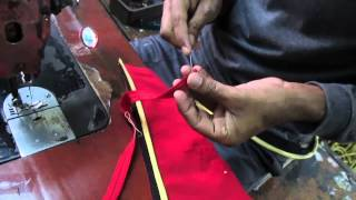 How to make Fashionable designer blouse H part 3 of 3