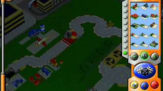Lego Stunt Rally (Track Builder)