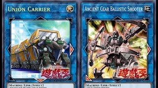 The ABC Link Might Break Every Dragon Deck In Yugioh ? New Amazing Ancient Gear Link Monster !!