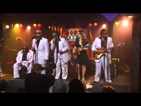 Blind Boys of Alabama w/ Susan Tedeschi - People Get Ready - (Live in New Orleans) (HD)