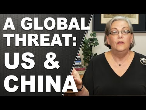 A GLOBAL THREAT US & China Clash of the Titans