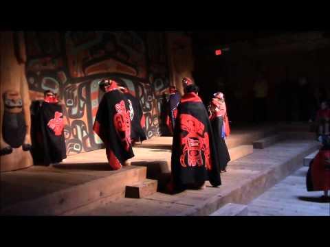Tlingit Indians Dances
