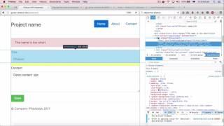 Sử dụng Form để tái sử dụng code html trong Phalcon