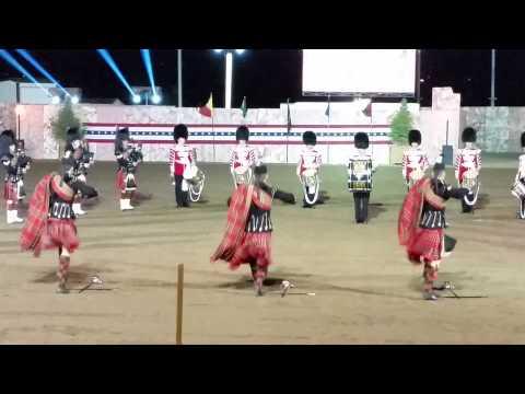 Scots Guard Sword Dance @ Estes Park