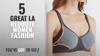 La Redoute Women Fashion [2018 Best Sellers]: La Redoute Berlei Womens Electrify Sports Bra Grey