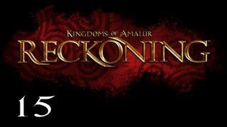 Прохождение Kingdoms of Amalur: Reckoning - Часть 15 — Загнанные охотники: Глаза Тирнох / Гадфлоу