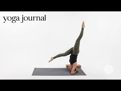 This Sequence Will Help You Practice Inversions Safely