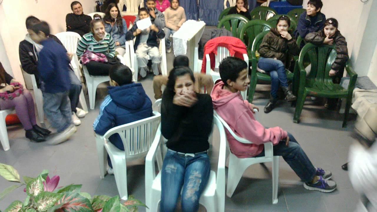 Tdf san fernando mov de jovenes juegos de la youtube - La silla de fernando ...
