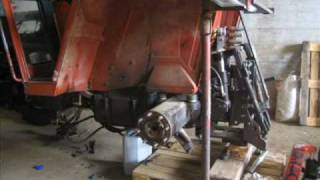 tracteur fiat a laverriere