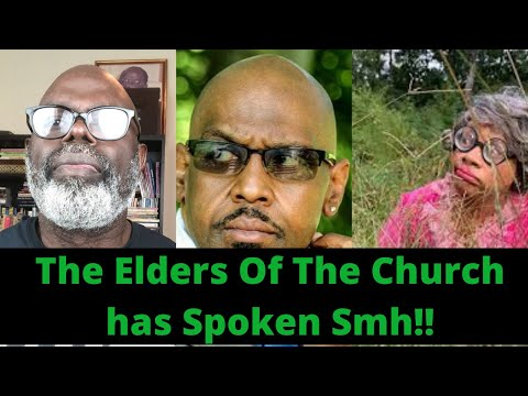 Reformation, Preaching & Larry Reid Accusations