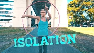 the ISOLATION - 2 min Hoop Tuturial