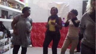 African Song/Dance @ United African Women Org Party, Athens, Greece (2)