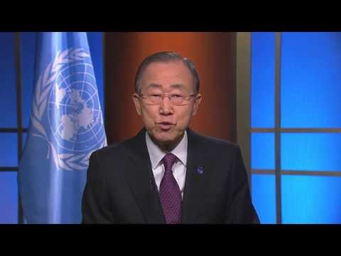 UN Secretary General Tribute to the Mother of UAE