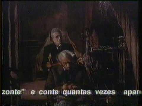 Inserção de caracteres durante exibição de filme. Tv Manchete, 1995.