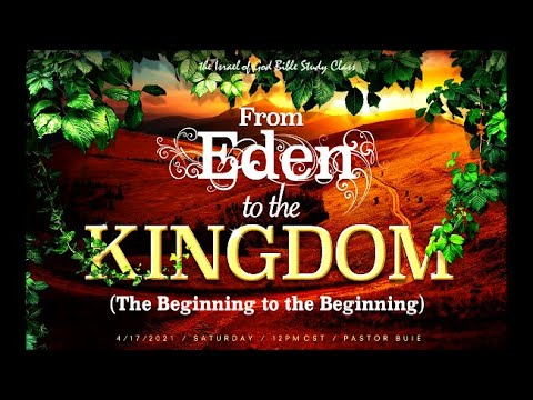 "Download IOG - ""From Eden To The Kingdom: The Beginning To The Beginning"" 2021"