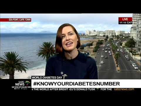 World Diabetes Day | Impact Of Diabetes On Families With Bridget McNulty