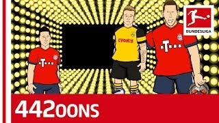 Dortmund vs. Bayern Title Race Song - Powered By 442oons