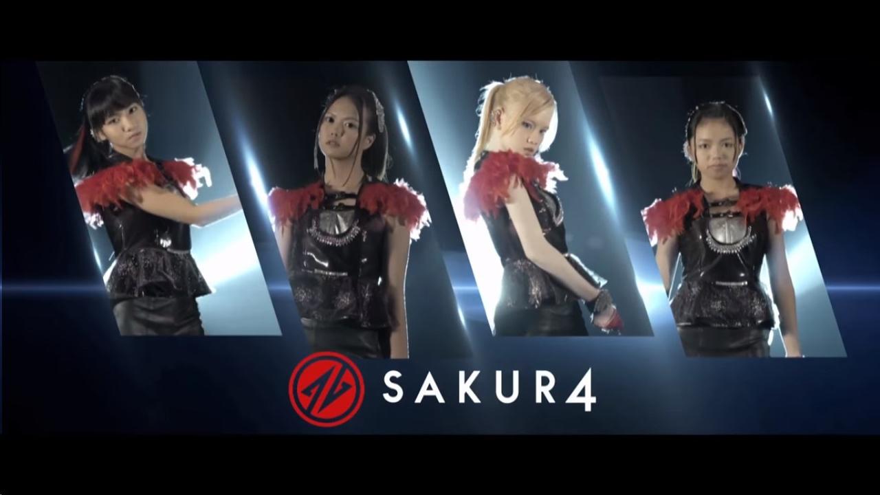 SAKUR4 from SHOJO COMPLEX「Justice Knight」 - SAKUR4 from SHOJO COMPLEX「Justice Knight」