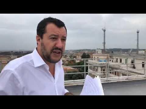 Salvini Annuncia Chiusura Negozi Etnici Entro Le 21.