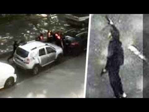 ATTENTION CERTAINE IMAGE PEUVENT CHOQUER .FUSILLADE A LIÈGE 3 MORT 2 POLICIER ET UN CIVIL.